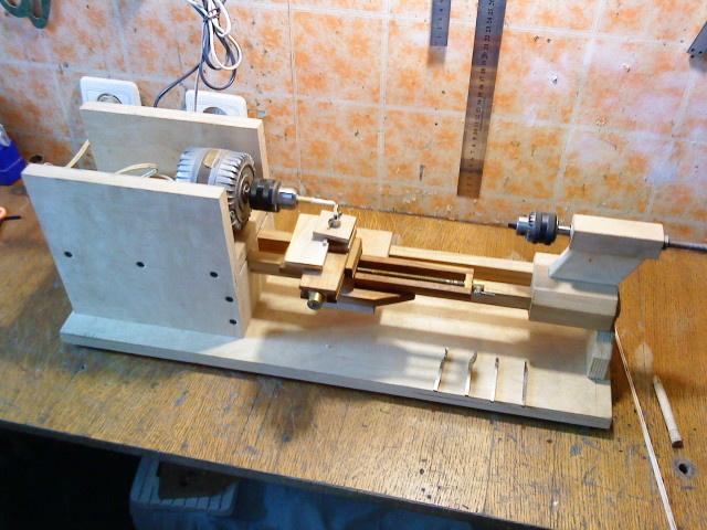Самодельный конус упорный на токарный станок