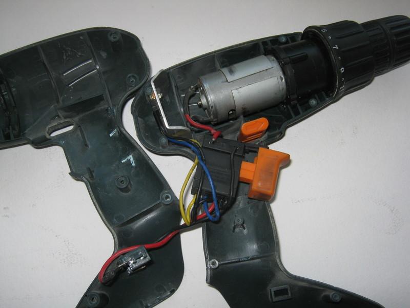 Шуруповерт интерскол ремонт своими руками