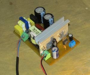 Схема работы зарядного устройства