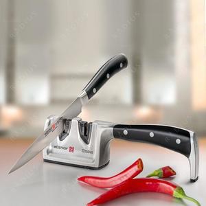 Угол заточки кухонного ножа шеф