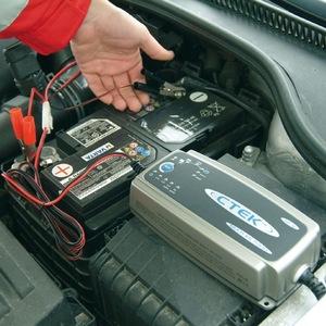 Как зарядить аккумулятор для машины