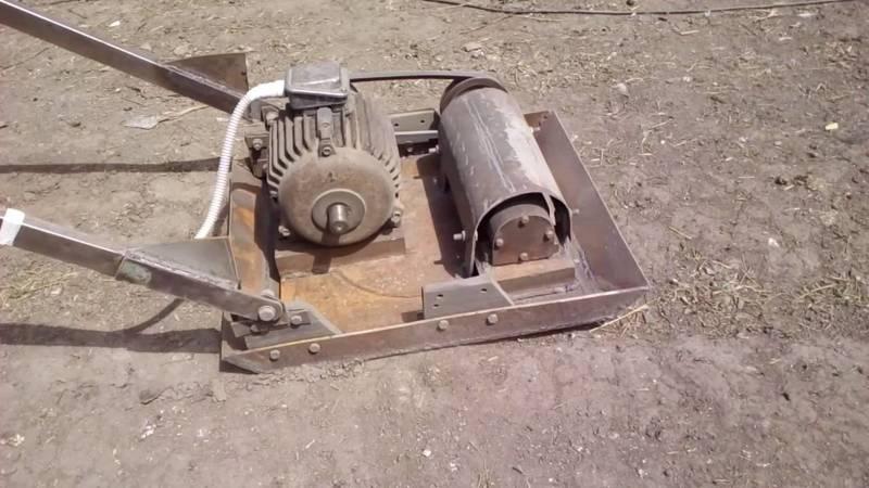 вибратор для песка