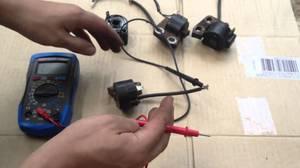 Как мультиметром проверить катушку на работоспособность