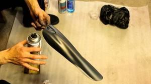 Как хромировать пластик в домашних условиях