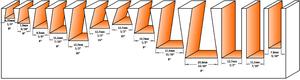 Шаблон ласточкин хвост чертеж