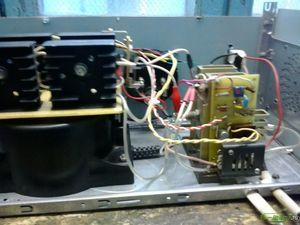 Трансформатор для зарядки автомобильного аккумулятора